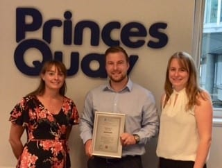 Jack Hannam – Employee of the Month
