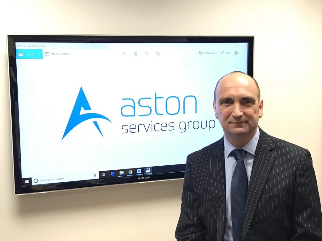Aston Services Group Director