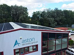 Corporate Social Responsibility within Aston Services Group