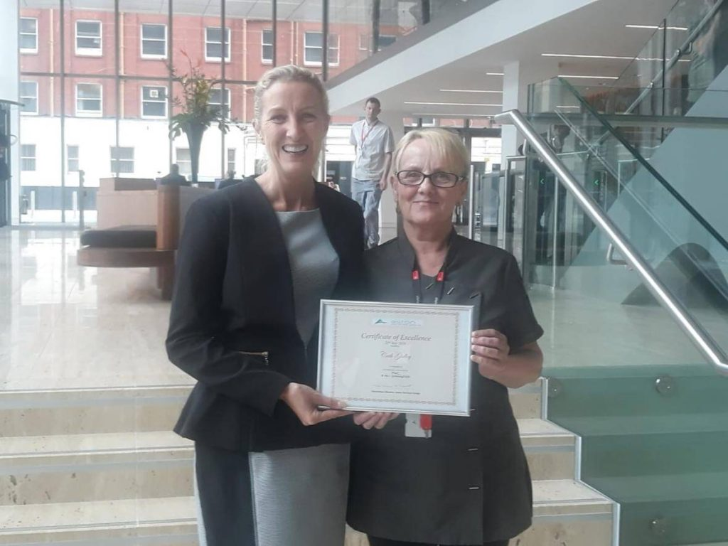Aston Services Group Certificate for Cath