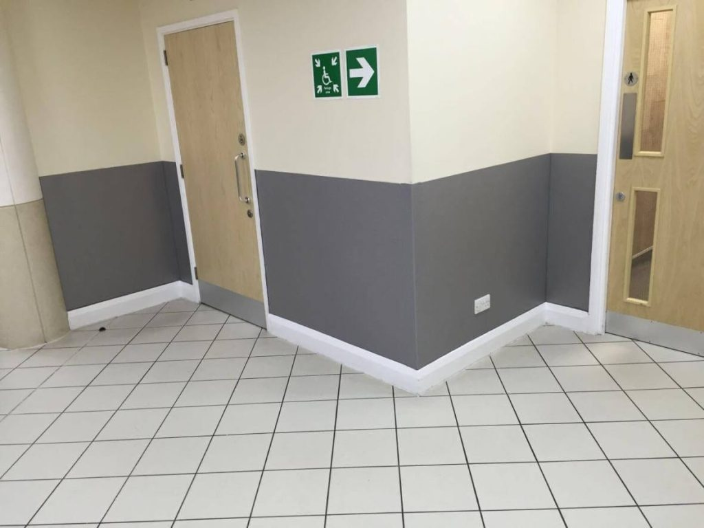 Fire Doors Installed by Aston Services Team