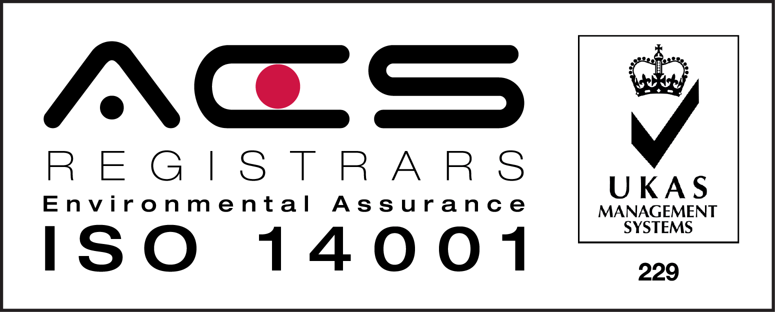 Facility Accreditation - Aston Services Group iso14001 ukas