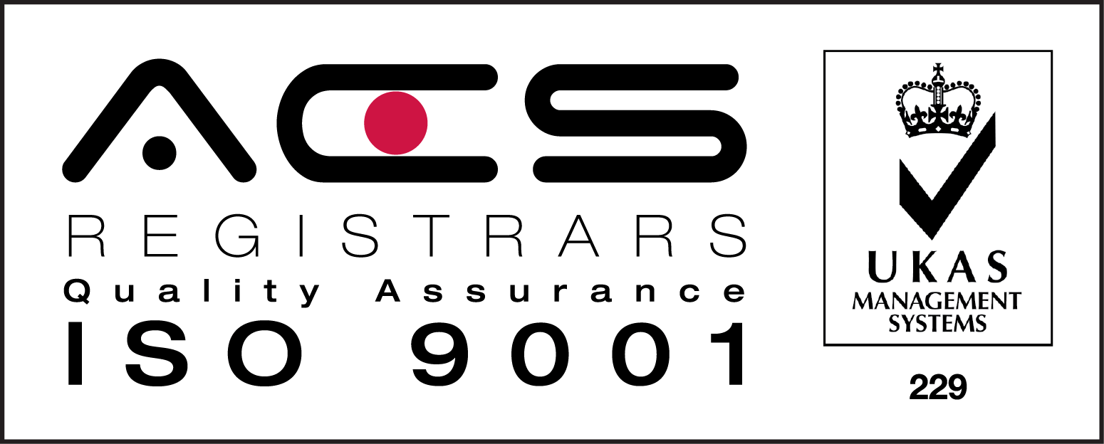 Facility Accreditation - Aston Services Group iso9001 ukas