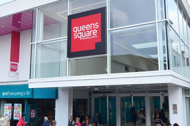 Queens Square Re-Award